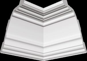 потолочный плинтус Glanzepol GP-87